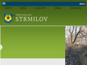 WEBOVÁ STRÁNKA Městský úřad Strmilov