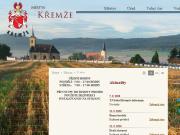 WEBOVÁ STRÁNKA Městys Křemže