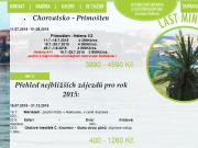 WEBOVÁ STRÁNKA CA Jaroslava Šteflová a Štefl-tour autobusová doprava Pobytové a poznávací zájezdy