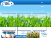 SITO WEB AGRO-LA, spol.s r.o.
