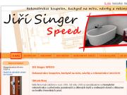 SITO WEB Jiri Singer - SPEED