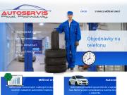 SITO WEB Podhrazsky Pavel Autoservis Cheb