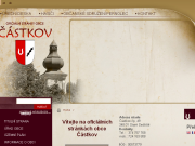 WEBOVÁ STRÁNKA Obec Částkov