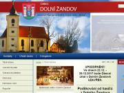 WEBOVÁ STRÁNKA Obec Dolní Žandov