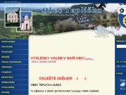 WEBOVÁ STRÁNKA Obec Teplička