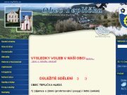 SITO WEB Obec Teplicka