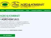 WEBOVÁ STRÁNKA AGRO & KOMBINÁT Dolní Žandov spol. s r.o.