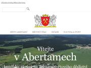 SITO WEB Mesto Abertamy