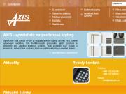 SITO WEB Ing. Petr Stembera - Axis