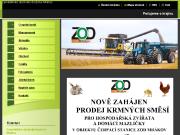 Strona (witryna) internetowa Zemedelske obchodni druzstvo Mrakov