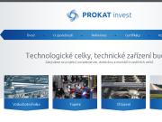 SITO WEB PROKAT invest s.r.o.