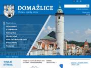 WEBOVÁ STRÁNKA Město Domažlice