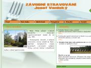 WEBOVÁ STRÁNKA Josef Vanický - Závodní stravování
