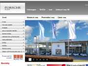 SITO WEB Porsche Inter Auto CZ s. r.o. Porsche Plzen