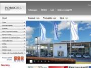WEBOVÁ STRÁNKA Porsche Inter Auto CZ s. r.o. Porsche Plze�