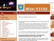 WEBOVÁ STRÁNKA Městský úřad Stod Město Stod