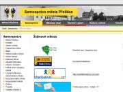 SITO WEB Mesto Prestice Mestsky urad Prestice