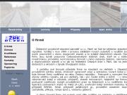SITO WEB Zeleznicni projekcne-stavebni kancelar s.r.o.