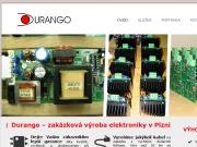 WEBOVÁ STRÁNKA DURANGO electronic s.r.o.