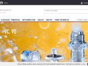 SITO WEB Schwer Fittings, s.r.o. nerezove hydraulicke sroubeni Plzen