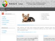 SITO WEB B.H.K.V. s.r.o.