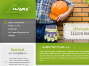 SITO WEB SLADEK PROFI CLIMB  s.r.o Mobilni hlinikove leseni Plzen