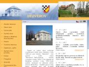 WEBOVÁ STRÁNKA Obec Bezvěrov