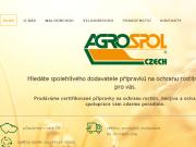 SITO WEB AGROSPOL Czech spol. s r.o.