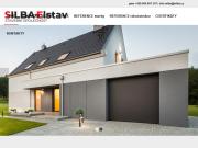 WEBOVÁ STRÁNKA SILBA-Elstav s.r.o. stavby a rekonstrukce