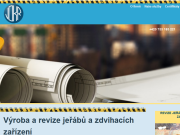 PÁGINA WEB JOKR  - montaze s.r.o. Revize jerabu a zdvihacich zarizeni
