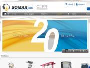 WEBOVÁ STRÁNKA SOMAX TECH spol. s r.o. Mazací olejová a dílenská technika