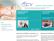 SITO WEB EUC Klinika Brno s.r.o.