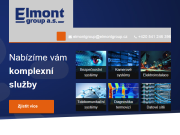 WEBSEITE ELMONT GROUP, a.s.