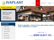 WEBOVÁ STRÁNKA IVAPLAST s.r.o. Ivančice