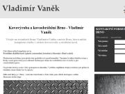 WEBOVÁ STRÁNKA Kovovýroba Vladimír Vaněk