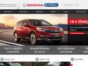 WEBOVÁ STRÁNKA AM servis plus, a.s. HONDA Brno �idenice