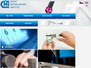 PÁGINA WEB Cesky metrologicky institut