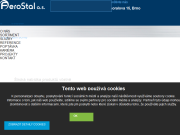 WEBOVÁ STRÁNKA FeroStal a.s.