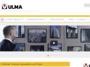 SITO WEB ULMA Construccion CZ, s.r.o.