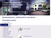 WEBOVÁ STRÁNKA FLUIDTECHNIK BOHEMIA, s.r.o.