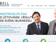 WEBOVÁ STRÁNKA BELL consulting s.r.o.
