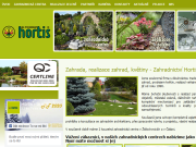 SITO WEB HORTISCENTRUM s.r.o. (Ing. Petr Chocholac - HORTIS)