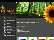WEBOV� STR�NKA REMAT TRADE s.r.o.