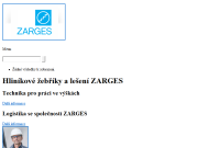 WEBOVÁ STRÁNKA Zarges CZ, s.r.o.