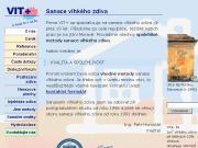 WEBOVÁ STRÁNKA VIT+ s.r.o. - Sanace vlhkého zdiva