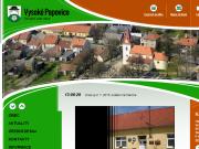 WEBOVÁ STRÁNKA Obec Vysoké Popovice