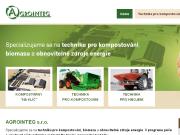 SITO WEB AGROINTEG s.r.o.