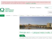 WEBOVÁ STRÁNKA Česká společnost pro jakost, z.s.