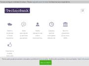 WEBOVÁ STRÁNKA TechnoBank, s.r.o. Výroba dílenský nábytek, šatní skříňky