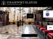 WEBOVÁ STRÁNKA Královská kanonie premonstrátů na Strahově
